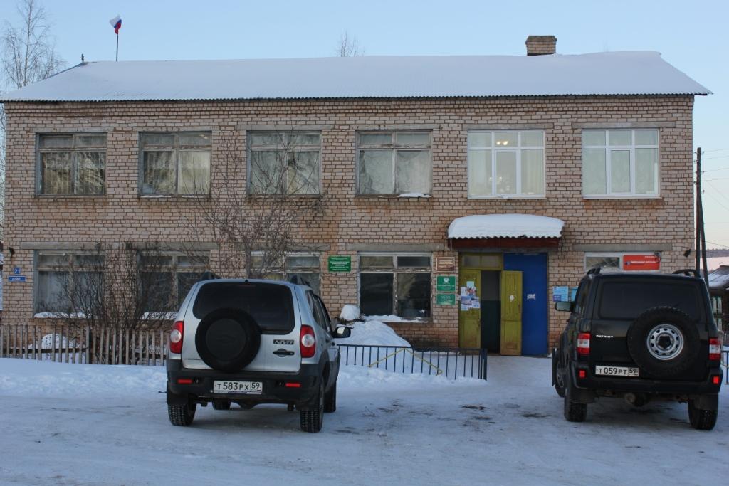 здание Филатовской администрации